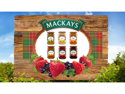 Mackays News at Hemköp and Willys